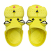 Yellow Animal Toddler EVA Clogs