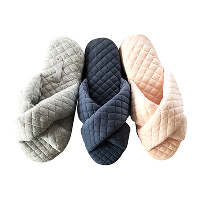 Soft Cotton Home Slippers